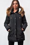 Куртка женская с капюшоном арт. 199255