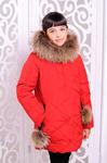 """Зимняя куртка для девочки """"Вика-дочка"""""""