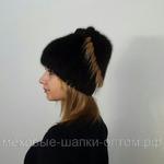 """Меховая шапка """"Корона"""" мех ондатры, цвет коричневый Подробнее: https://xn-----7kcgobxpmiohaje2czb8cyc.xn--p1ai/p275471803-mehovaya-shapka-korona.html"""