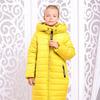"""Зимние пальто для девочки """"Ангел"""""""