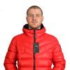 Куртка зимняя мужская модель ЗМ 10.22 Красный