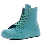 Ботинки резиновые Keddo Зеленые