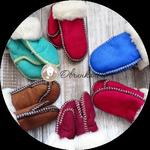 Детские рукавицы. Мутон