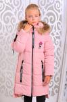 Зимняя куртка для девочки «Ника»