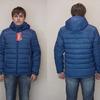 Зимняя мужская куртка модель 6
