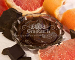 Масло Шоколадное для кожи Грейпфрут, 100 г, Спивакъ