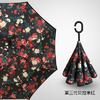 зонт наоборот Поляна роз