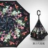 зонт наоборот Весенний букет