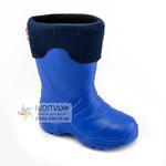 Резиновые сапоги EVA Lemigo 126-2727C TERMIX синий