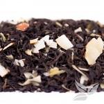 Черный ароматизированный чай / Амаретто