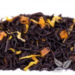 Черный ароматизированный чай / Абрикосовая свежесть