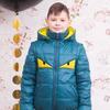 """Демисезонная куртка-жилетка для мальчика """"Пикабу"""" (рост 110 см)"""