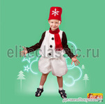 "Снеговик ""Снежок"""