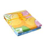 Байковое одеяло Солнечный мишка 85х115 см.