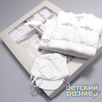 НАБОР 10 ПРЕДМЕТОВ - ПОДАРОК НА ВЫПИСКУ арт.3651 для девочки