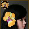 Зажим Орхидея крупная