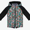 1203  Куртка для мальчика демисезонная