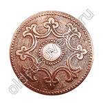 Пятак медный «Пожелание богатства»