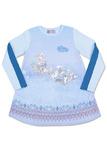 Платье для девочки ZG-14172-GGS