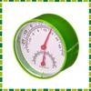 INSALAT Термометр + влагомер на блистере, 6,3см, металл, пластик