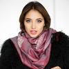 Двусторонний шарф палантин