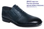 Обувь мужская GR 431 чер-син