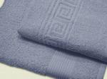 Полотенце махровое (цвет 612 - серый)