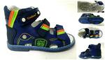 Сандалии С809 синие