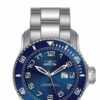 Invicta 15073 Men's Pro Diver Stainless Steel Blue Dial Arabic Numerals 300M