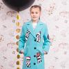 """Пальто для девочки """"New York"""" (рост 146 см)"""