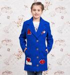 """Пальто для девочки """"Шанталь"""" (рост 152 см)"""