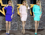 Платье  S, M, L, XL , XXL