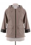 Куртка из PU-кожи SF-18156. Размеры 48-58