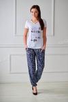 Костюм (футболка+брюки), арт. 0920
