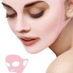 Маска фиксирующая силиконовая Beauty Style