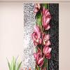 Фотообои Орхидея на стекле