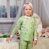 Пижама футер детская