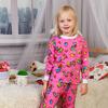 Пижама кулирка детская