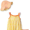 Gerber Girls' Baby 3 Piece Dress Set