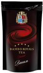 """Растворимый гранулированный чай """"BAMBO ROYALS TEA"""" ВАНИЛЬ 100 гр."""