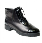 ботинки-натуральная кожа