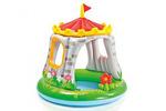 Детский надувной бассейн Intex с навесом: 122 х 122 см.