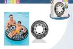 Надувной круг Intex: 114 см