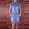 Платье женское джинсовое Langluka LK809LQ