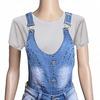 Комбинезон джинсовый жен. с шортами Haodi HD99-158