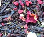 Чай черный ароматизированный - Малиновый йогурт