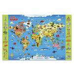 Настольная карта «Мой мир» 58х38