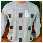 свитер мужской Окна