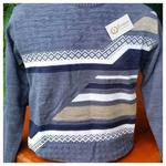 свитер мужской Излом