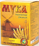 Мука пшенично-ржаная СибТар 500гр